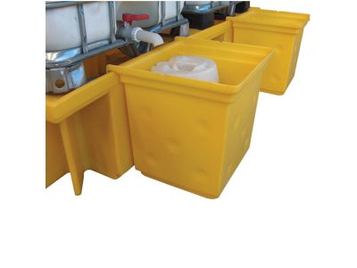Overflow Tray for use with BCBB4 - BCBB4T