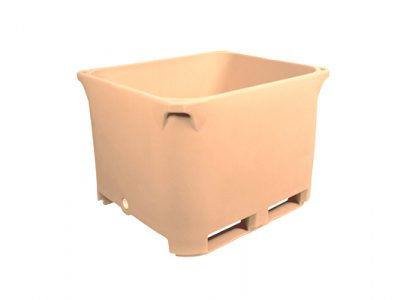 High Insulated Plastic Bulk Container Type – BC600