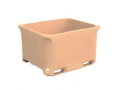 High Insulated Plastic Bulk Container Type – BC660