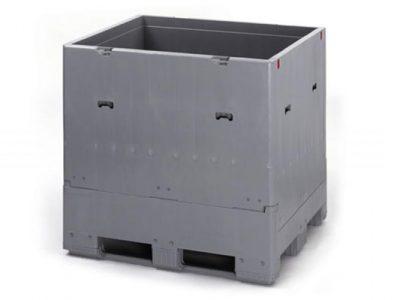 plastic bulk container