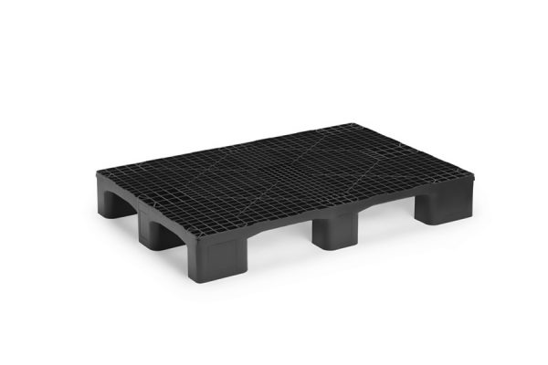 HEAVY MONOBLOC EURO PALLET WITHOUT RUNNERS