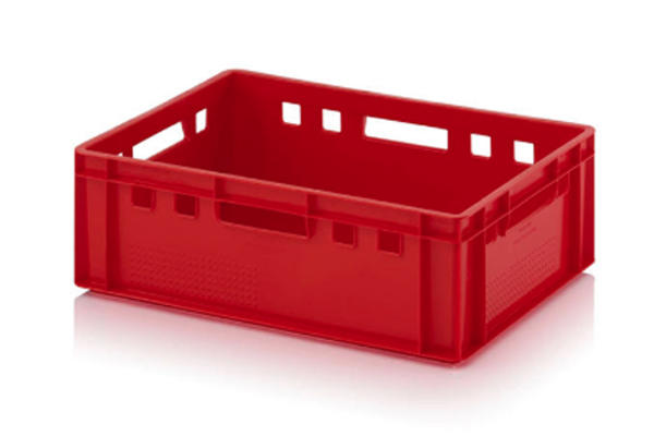 food industry plastic crates