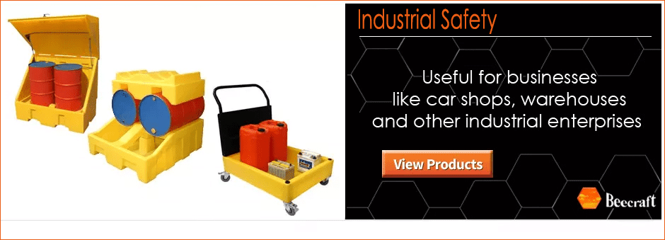 INDUSTRIAL AND SAFETY PLASTIC PRODUCTS